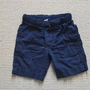 J. Crew crewcuts navy blue shorts size 5